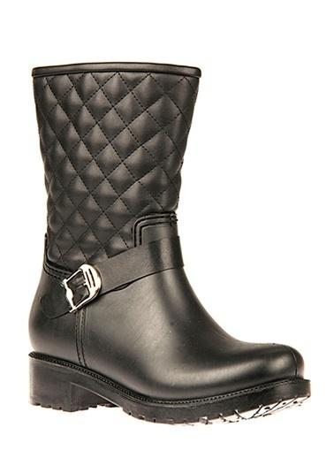 Dockers by Gerli Yağmur Çizmesi Siyah